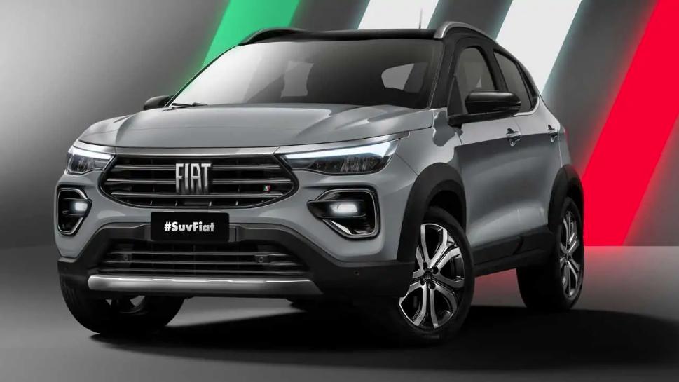 Progetto 363: Fiat revela novo SUV e convida para escolha do nome