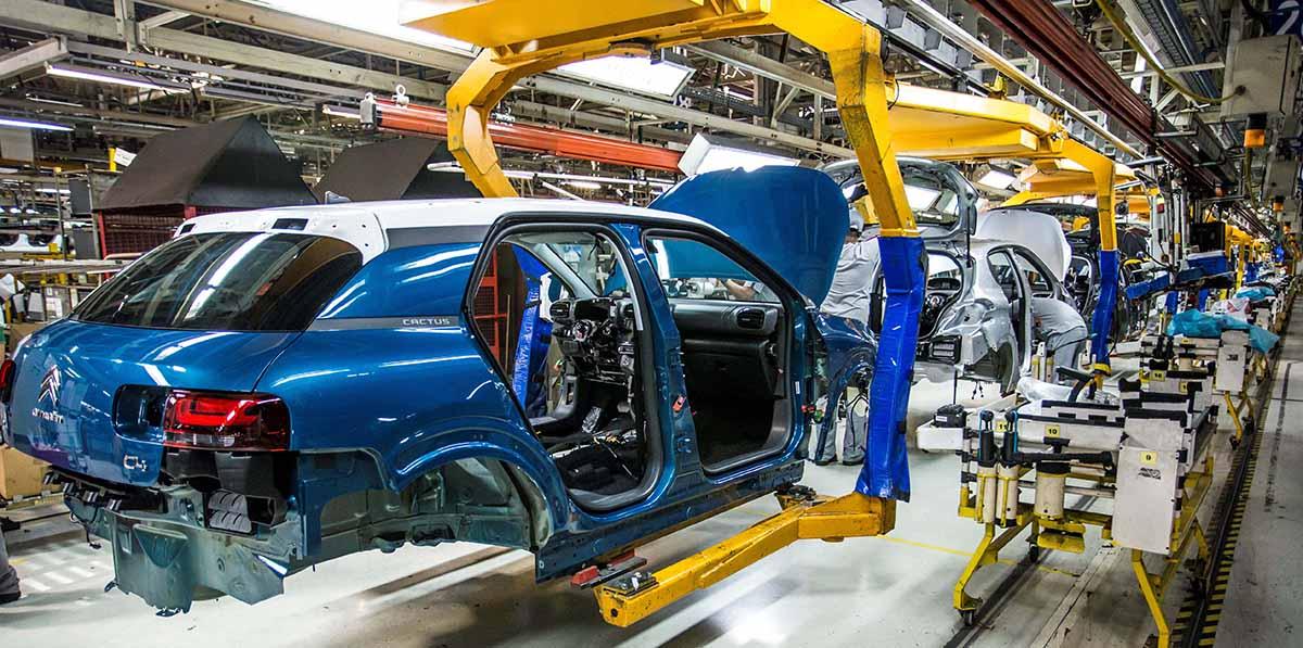 Indústria automobilística vai investir R$ 32 bilhões no Brasil até 2025