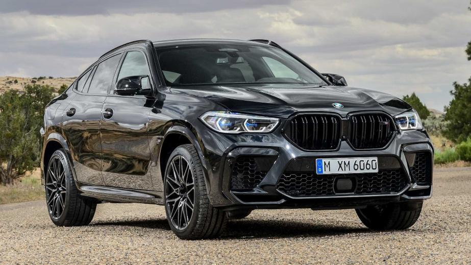 Novo BMW X6 M é confirmado para o Brasil e chegará até setembro